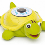Save 63% on the Turtlemeter Floating Turtle Toy and Bath Tub Thermometer, Free Shipping Eligible!