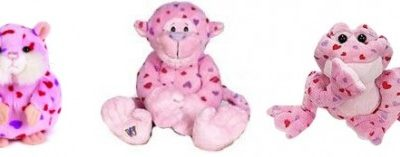 Save up to 52% on Valentine's Day Webkinz, Free Shipping Eligible!