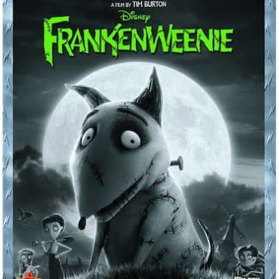 Disney Frankenweenie Giveaway: Win a DVD and Blu-Ray Prize Pack!