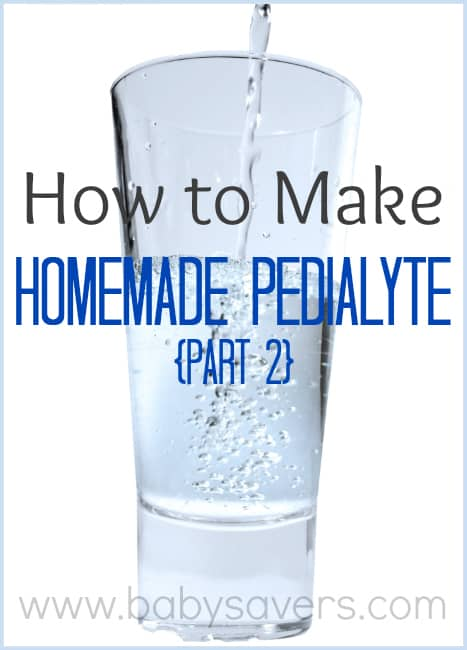 How to Make Pedialyte Recipes