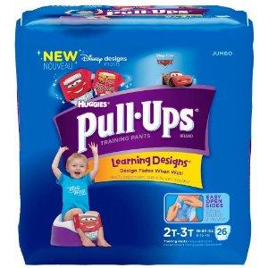 Huggies Deal: Pull-Ups Jumbo Packs As Low as $5.22 after Printable Coupons!