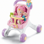 Save 39% on the Fisher-Price Brilliant Basics Stroll-Along Walker, Free Shipping Eligible!