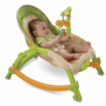 Save 33% on the Fisher-Price Newborn-to-Toddler Portable Rocker, Free Shipping!