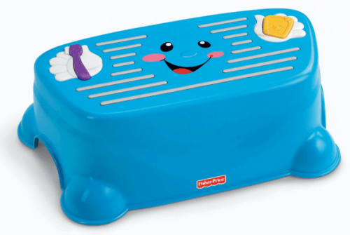 Save 43 On The Fisher Price Sing With Me Step Stool Free