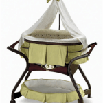 Save 38% on the Fisher-Price Zen Collection Gliding Bassinet, Free Shipping!