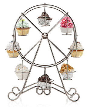 ideeli Deal: Save up to 56% on Godinger Cupcake-Themed Serving Pieces & More