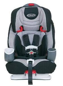 32% Off Graco Nautilus 3-in-1 Car Seat + FREE Shipping!