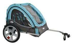 In Step Take 2 Double Bicycle Trailer