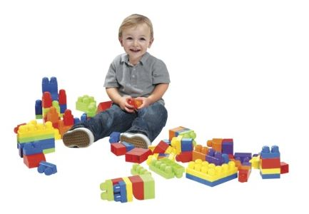Let's Play Building Block Set