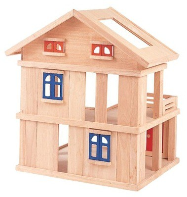 MYHABIT Kids Deals: Save 56% on the Plan Toys Terrace Dollhouse + Free Shipping!
