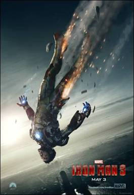 New Iron Man 3 Movie Image and Sneak Peek at the Super Bowl Spot! #IronMan3