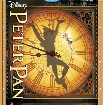 Disney's Peter Pan Giveaway: Win a DVD and Blu-Ray Prize Pack!