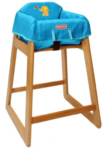 Save 50 on the fisher price precious planet portable high chair cover