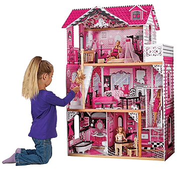 Save 50 on the fashion dollhouse with elevator free