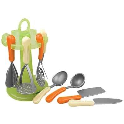 Save 50 On The Toy Kitchen Utensils Free Shipping