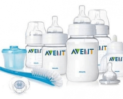 Save 37% on the Philips AVENT BPA Free Classic Infant Starter Gift Set, Free Shipping!