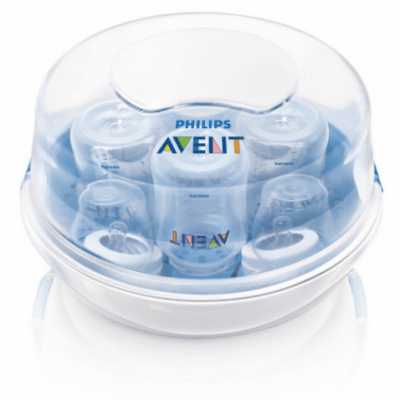 Save 41% on the Philips AVENT Microwave Steam Sterilizer, Free Shipping Eligible!