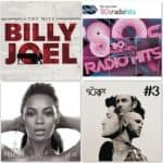 Today Only: 20 Full Popular MP3 Albums for $1.99 Each!