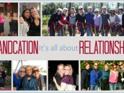 Brandcation: Because It's All About Relationships!