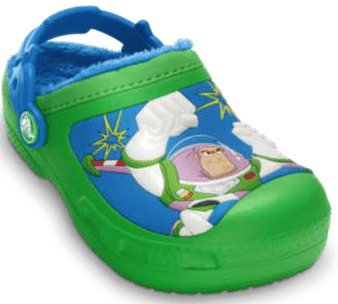 buzz lightyear crocs deals