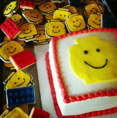 LEGO Cupcakes and Cookies
