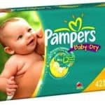 Target Diaper Deals: Jumbo Packs of Pampers for $4.98