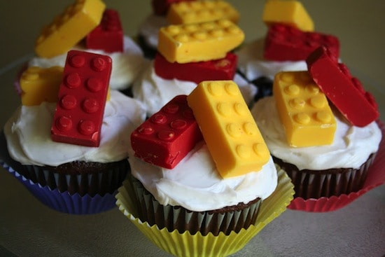 Top 10 Easy Lego Cupcakes And Birthday Cake Ideas With