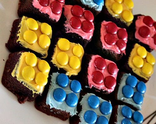 LEGO Cupcakes and Brownies