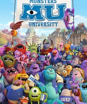 Monsters University: New Movie Poster and Release Details! #MonstersUniversity #MonstersU