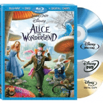 Save 56% on the Alice in Wonderland (Three-Disc Blu-ray/DVD Combo + Digital Copy), Free Shipping Eligible!