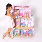 Save 47% on the Glamour Mansion Fashion Dollhouse + 10% off Sitewide Tanga Promo Code! (Today Only)