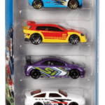 Save 50% on the Hot Wheels 5 Car Gift Pack, Free Shipping Eligible!