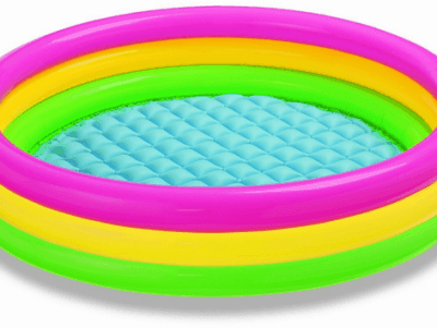 Save 57% on the Intex Kid's Summer Sunset Glow Design Kiddie Pool, Free Shipping Eligible!