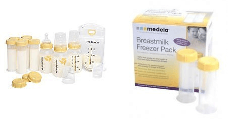 Save up to 48 on Medela Breastmilk Storage and Feeding Bottles