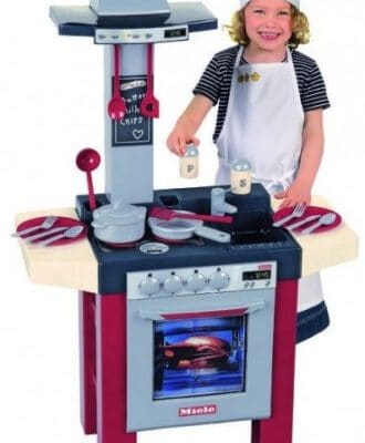 Save 57% on the Miele Toy Kitchen with Cooking Sounds!