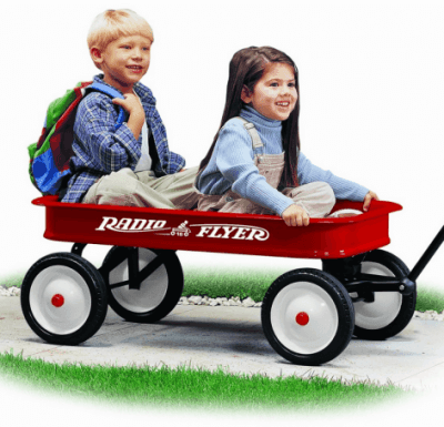 Save 44% on the Radio Flyer Classic Red Wagon, Free Shipping!