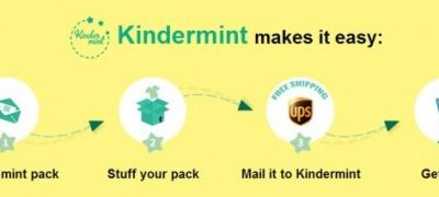 Sign up for Kindermint and Get Paid to Clean out Your Kids Closet!