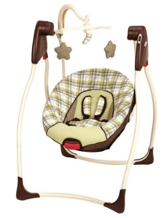 Graco Comfy Cove Swing