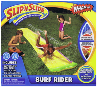 Save 33% on the Wham-o Surf Rider Slip N Slide 16 Ft. Slide, Free Shipping Eligible!
