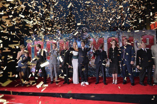 Iron Man 3 Cast Hollywood Premiere