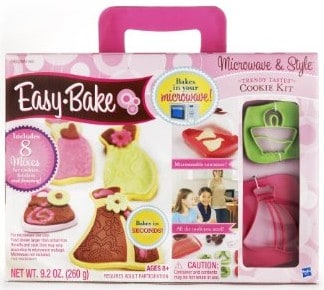 easy bake microwave oven kit