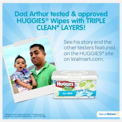 parents test huggies wipes