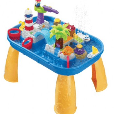 Save 50% on the iPlay Sights and Sounds Splash Table, Free Shipping!