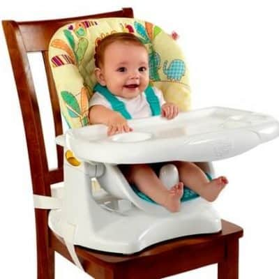 Kids Woot! Deals: Save 50% on the Bright Starts Sunnyside Safari™ Chair Top High Chair