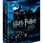 Save 52% on the Harry Potter: The Complete 8-Film Collection (DVDs) plus Free Shipping!