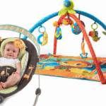 Kids Woot! Deals: Save 50% off the Infantino Music and Motion Gym or InGenuity Java Jungle Bouncer