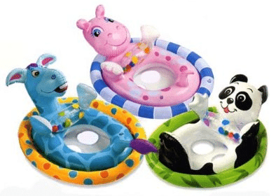Save 68% on the Intex Inflatable See Me Sit Pool Ride, Free Shipping Eligible!