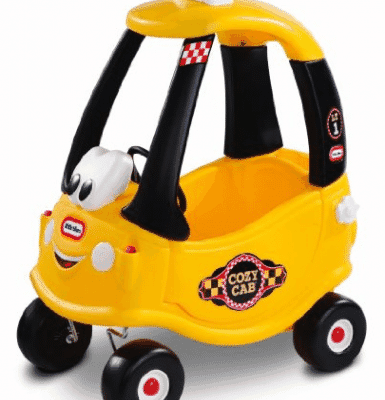 Save 43% on the Little Tikes Cozy Coupe Cab plus Free Shipping!