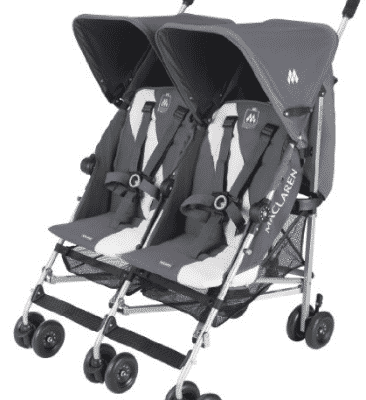 Save 32% on the Maclaren Twin Triumph Stroller with Free Shipping!