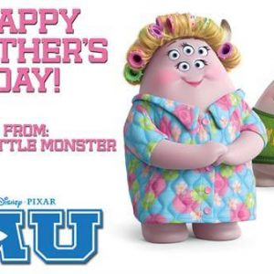 monsters University graphic